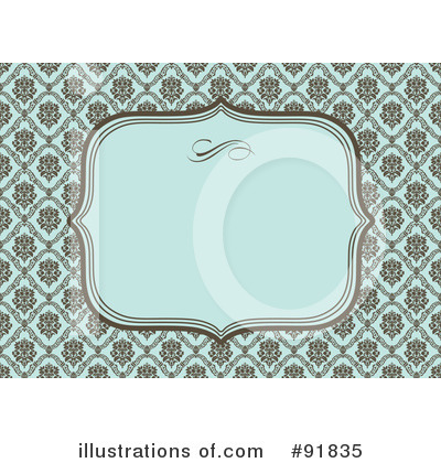 Damask Clipart #91835 by BestVector