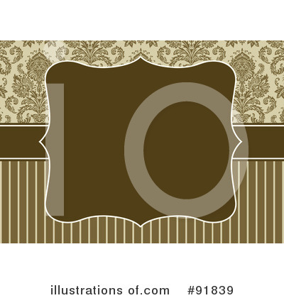 Damask Clipart #91839 by BestVector