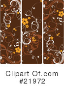 Royalty-Free (RF) Backgrounds Clipart Illustration #21972