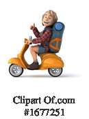 Backpacker Clipart #1677251 by Julos