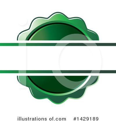 Badge Clipart #1429189 by Lal Perera
