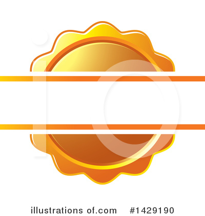 Badge Clipart #1429190 by Lal Perera