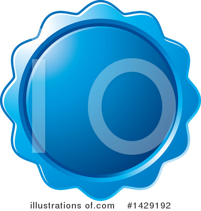 Badge Clipart #1429192 by Lal Perera