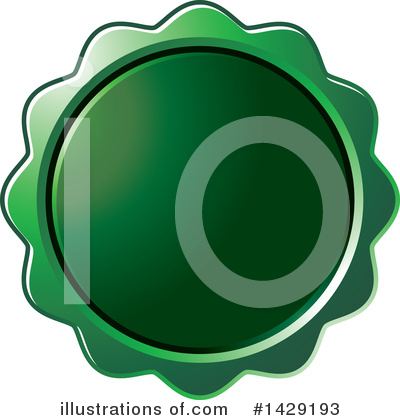 Badge Clipart #1429193 by Lal Perera