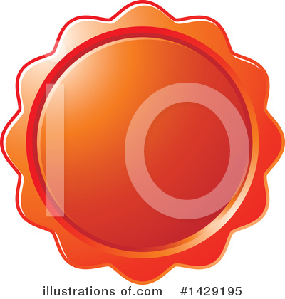 Badge Clipart #1429195 by Lal Perera