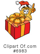 Badge Clipart #6983 by Toons4Biz