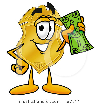 Badge Clipart #7011 by Toons4Biz