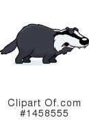 Badger Clipart #1458555 by Cory Thoman