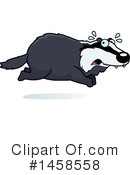 Badger Clipart #1458558 by Cory Thoman