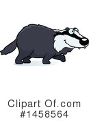 Badger Clipart #1458564 by Cory Thoman