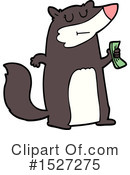 Badger Clipart #1527275 by lineartestpilot