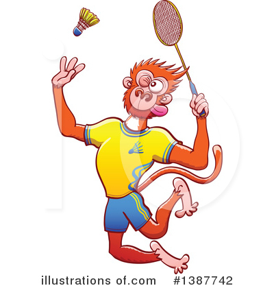Sports Clipart #1387742 by Zooco