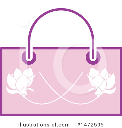 Purse Clipart #1472595 by Lal Perera