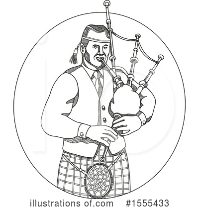 Scottish Clipart #1555433 by patrimonio