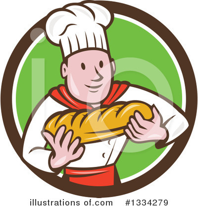 Chef Clipart #1334279 by patrimonio