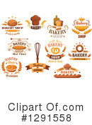 Bakery Clipart #1291558 by Vector Tradition SM