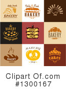 Bakery Clipart #1300167 by Vector Tradition SM