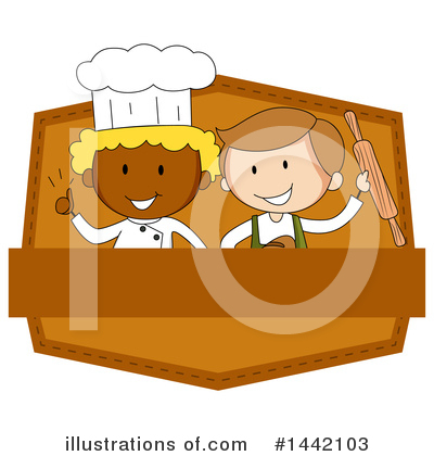 Baking Clipart #1442103 by Graphics RF