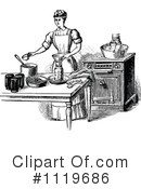 Baking Clipart #1119686 by Prawny Vintage