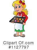 Baking Clipart #1127797 by visekart