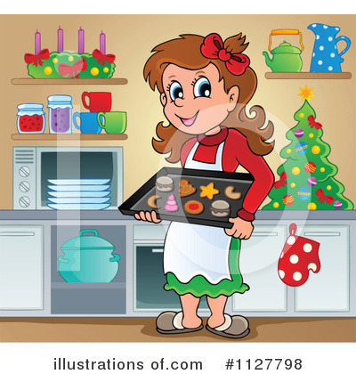 Kitchen Clipart #1127798 by visekart