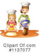 Royalty-Free (RF) baking Clipart Illustration #1137077