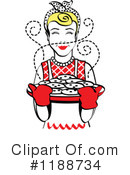 Baking Clipart #1188734 by Andy Nortnik