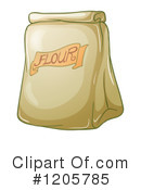 Royalty-Free (RF) Baking Clipart Illustration #1205785