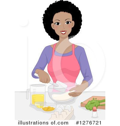 Cooking Clipart #1276721 by BNP Design Studio
