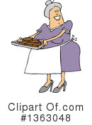 Royalty-Free (RF) Baking Clipart Illustration #1363048