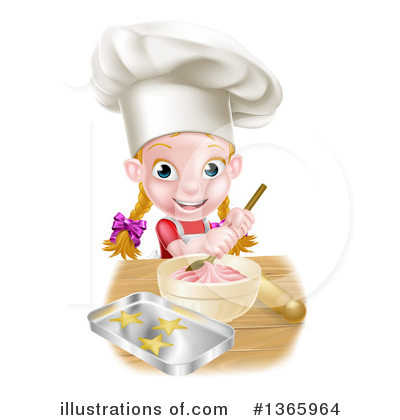 Baking Clipart #1365964 by AtStockIllustration