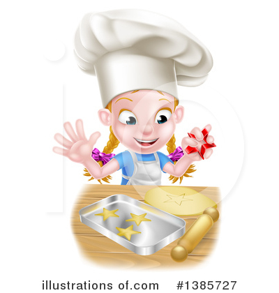 Baking Clipart #1385727 by AtStockIllustration