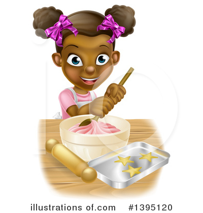 Royalty-Free (RF) Baking Clipart Illustration by AtStockIllustration - Stock Sample #1395120