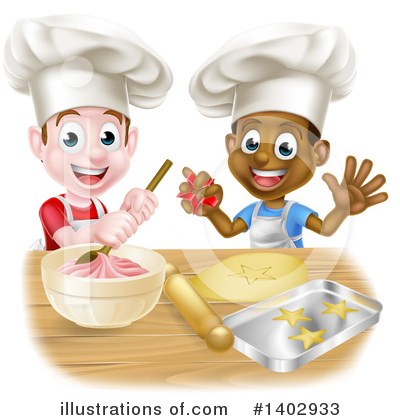 Baking Clipart #1402933 by AtStockIllustration