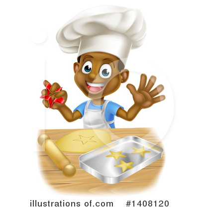 Chef Hat Clipart #1408120 by AtStockIllustration