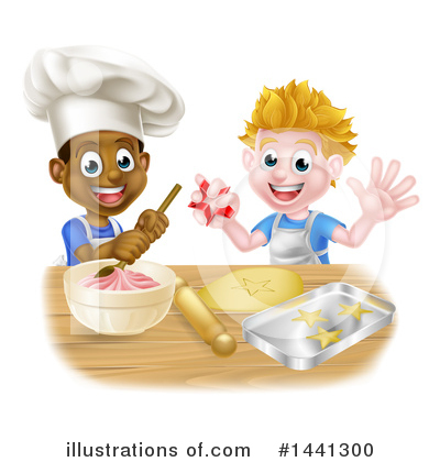 Chef Hat Clipart #1441300 by AtStockIllustration