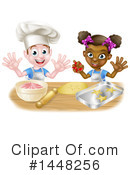 Baking Clipart #1448256 by AtStockIllustration
