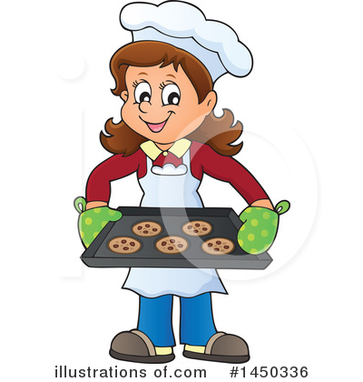 Chef Clipart #1450336 by visekart