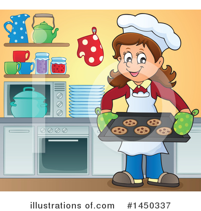 Kitchen Clipart #1450337 by visekart