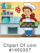 Baking Clipart #1450337 by visekart