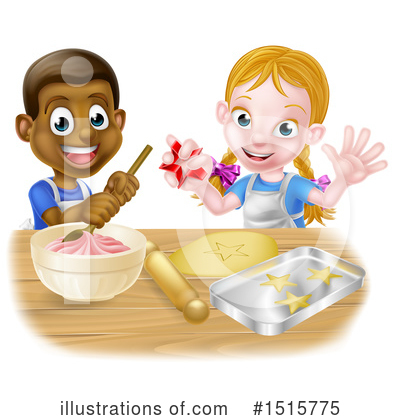 Baking Clipart #1515775 by AtStockIllustration