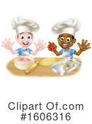 Baking Clipart #1606316 by AtStockIllustration