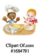 Baking Clipart #1684791 by AtStockIllustration