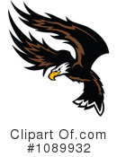 Royalty-Free (RF) Bald Eagle Clipart Illustration #1089932
