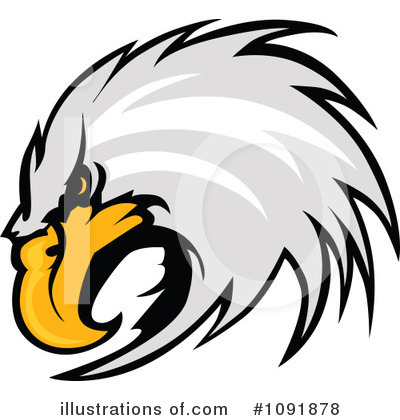 Eagle Clipart #1091878 by Chromaco