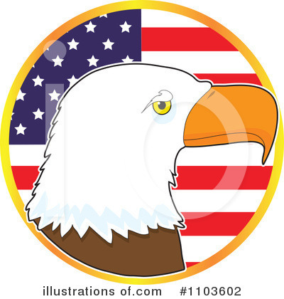 Flag Clipart #1103602 by Maria Bell