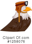 Bald Eagle Clipart #1258076 by BNP Design Studio