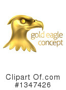 Bald Eagle Clipart #1347426 by AtStockIllustration