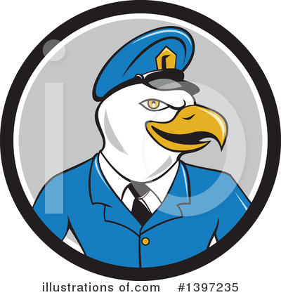Police Clipart #1397235 by patrimonio