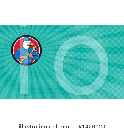 Business Card Design Clipart #1426923 by patrimonio